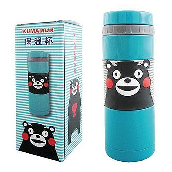 KUMAMON 熊本熊300ml保溫杯 KMM-CL0001