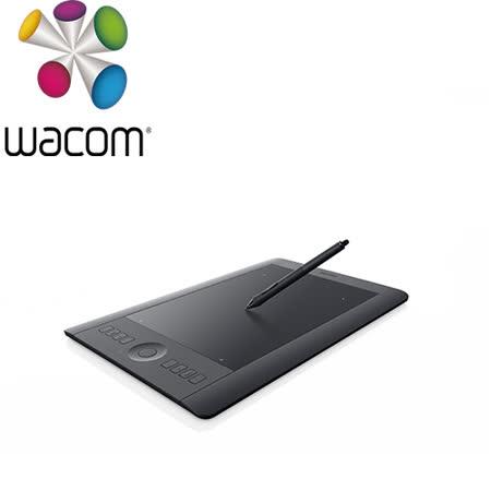 (送EDIFIER R12U喇叭)Wacom Intous Pro 專業版 Touch Medium繪圖板(黑) PTH-651