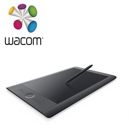 Wacom Intous Pro 專業版 Touch Large繪圖板(黑) PTH-851