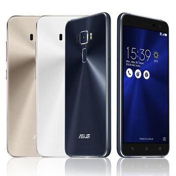 ASUS ZenFone 3 ZE552KL八核心智慧手機贈-GHD-9100B 藍牙耳機+玻璃貼+保護套 5.5吋(4G/64G)