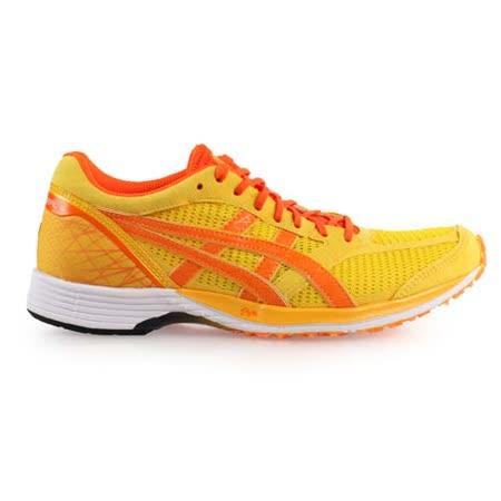 (女) ASICS LADYTARTHERZEAL 4虎走路跑鞋-慢跑 亞瑟士 黃橘