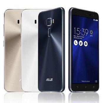 ASUS ZenFone 3 ZE520KL 5.2吋八核心智慧型手機贈-玻璃貼+保護套+1萬行動電源 3G/32G