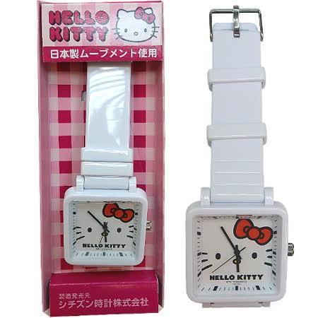 【波克貓哈日網】Hello kitty 凱蒂貓◇造型手錶腕錶◇《蝴蝶結》紅