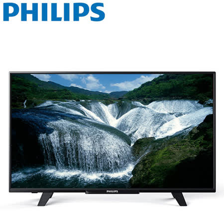 [促銷]PHILIPS飛利浦65吋 Full HD LED液晶顯示器+視訊盒(65PFH5280)