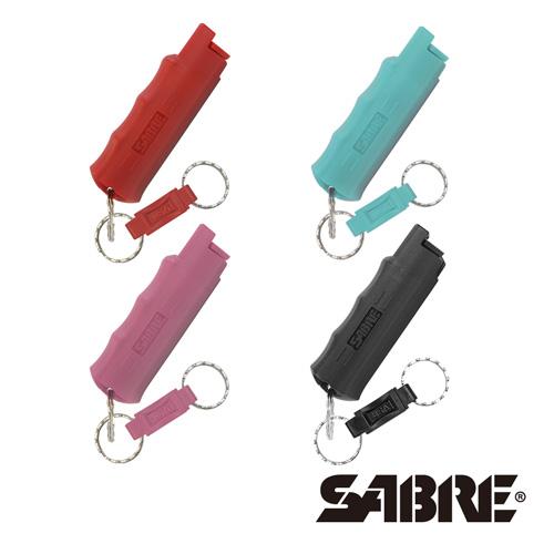 SABRE沙豹防身噴霧 快拆型防身噴霧 紅色粉紅色黑色蒂芬妮藍