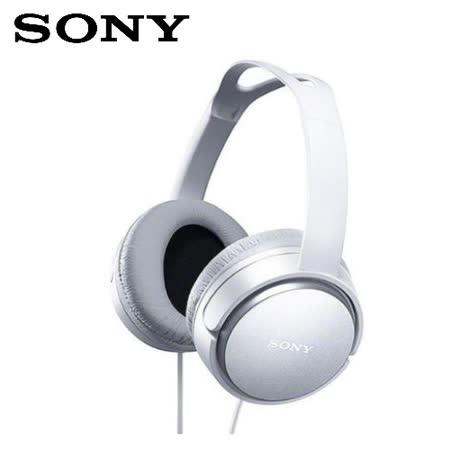 SONY 索尼 MDR-XD150 耳罩式耳機(白)