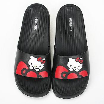 HOLLO KITTY 輕量女鞋K916121(黑色)