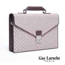 Guy Laroche 小型復古公事包 020L-04212