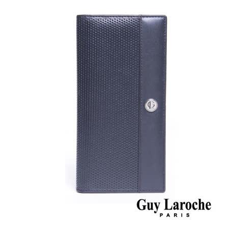 Guy Laroche 針孔紋長夾 040L-02701