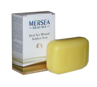Mersea 死海硫磺皂