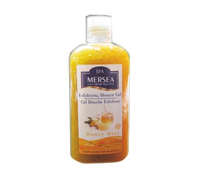 Mersea 死海礦物溫和去角質沐浴露(蜂蜜)