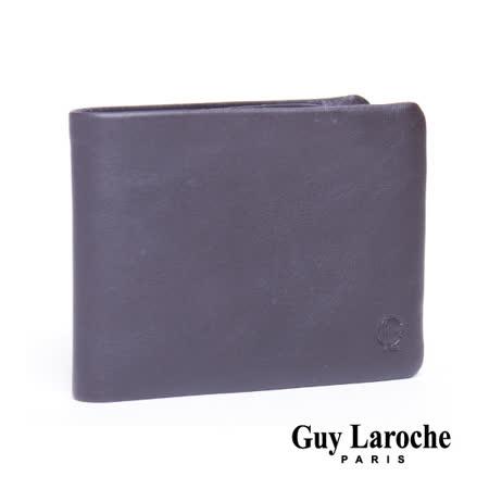 Guy Laroche 包邊橫式短夾 040L-07422