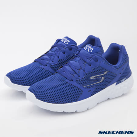 SKECHERS (男) 跑步系列 Go Run 400 - 54350BLU