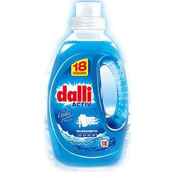 德國DALLI全效洗衣精1.35L