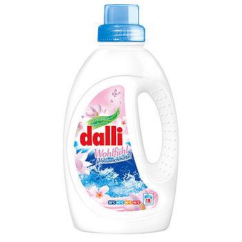 德國DALLI花香洗衣精1.35L