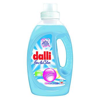 德國DALLI極致呵護洗衣精1.35L
