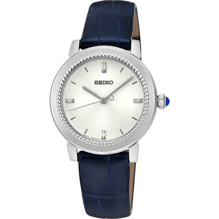 SEIKO 精工 CS 優雅品味時尚皮帶腕錶/29mm 7N01-0HS0B