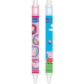 粉紅豬小妹大三角自動鉛筆