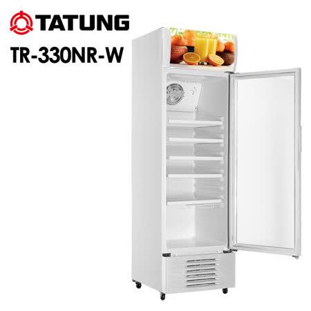TATUNG大同 330L大同冷藏櫃TR-330NR-W 送安裝