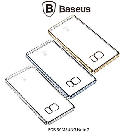 BASEUS SAMSUNG Galaxy Note 7 明燦殼