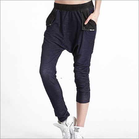 【TOUCH AERO】運動輕牛仔美式嘻哈褲 TAQ-10521        (商品圖不含配件)