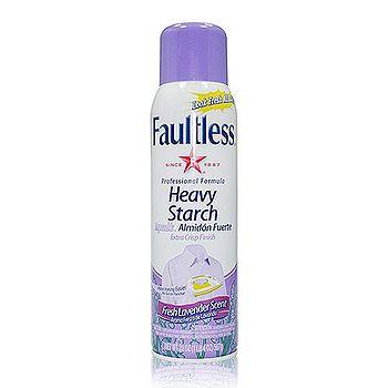 美國進口Faultless 強效噴衣漿-紫蓋/薰衣草香 (567g/20oz)