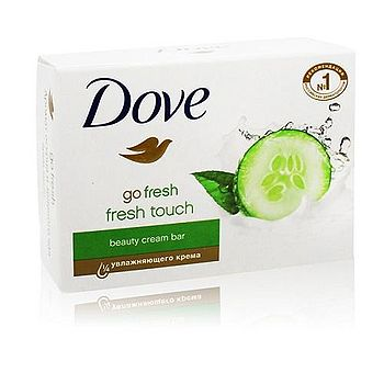 Dove 進口 Dove香皂(小黃瓜) 135g