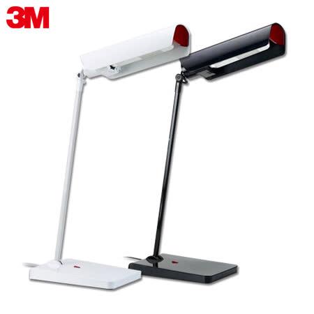 (福利品) 3M 58度LED博視燈ML6000桌燈(科技黑/氣質白)2色可選