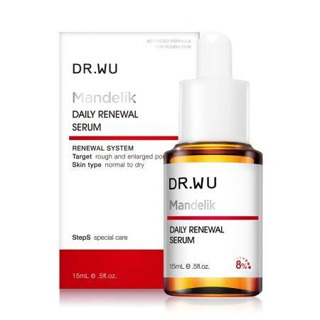 DR.WU 杏仁酸溫和煥膚精華