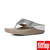 FitFlop™-(女款)RINGER™ TOE-POST-鏡面銀