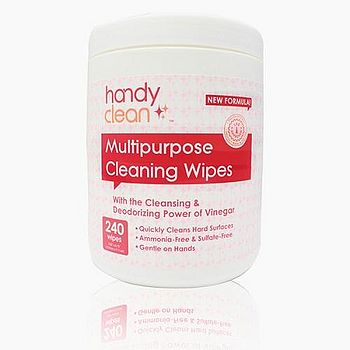 美國進口La Fresh handy clean 多用途制菌清潔溼巾 240抽