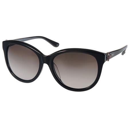 Anna Sui太陽眼鏡 復古薔薇女伶經典 (黑) #AS1055-1 C001