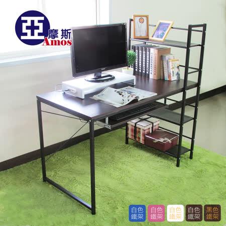 【好物分享】gohappy 購物網【Amos】樂活雙向層架式多功能120*60大桌面附鍵盤電腦桌/書桌評價好嗎sogo 雙 和