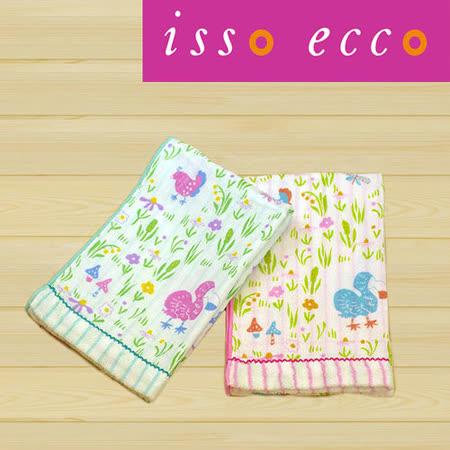 【クロワッサン科羅沙】日本ISSO ECCO今治(imabari towel)~無撚棉紗DODO鳥毛巾 34*80cm