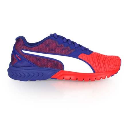 (女) PUMA IGNITE DUAL WNS 慢跑鞋- 路跑 訓練 藍橘黑