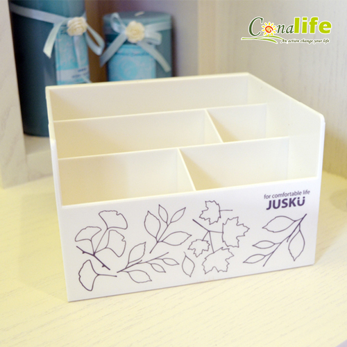 ^~Conalife^~MIT多格桌上置物盒^(1入^)
