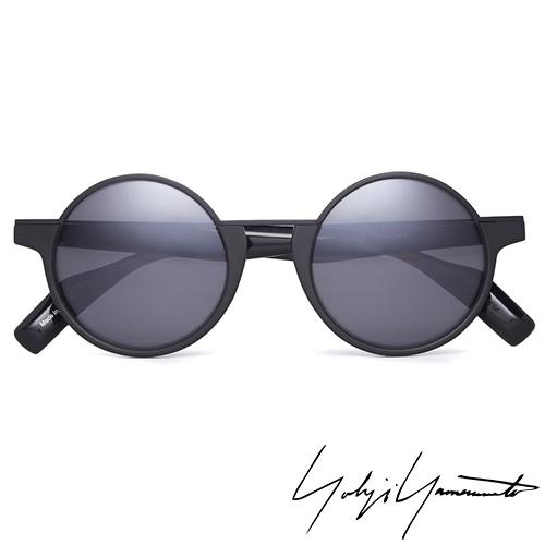 Yohji Yamamoto 山本耀司 前衛太陽眼鏡~黑~YY5013~002