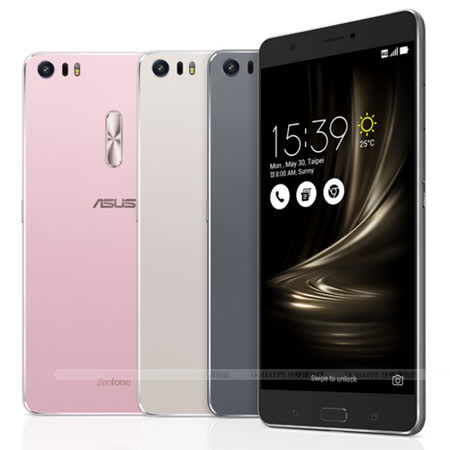 ASUS ZenFone 3 Ultra (ZU680KL) 4G/64G 雙卡智慧手機 -加送藍牙耳機+9H玻璃保護貼