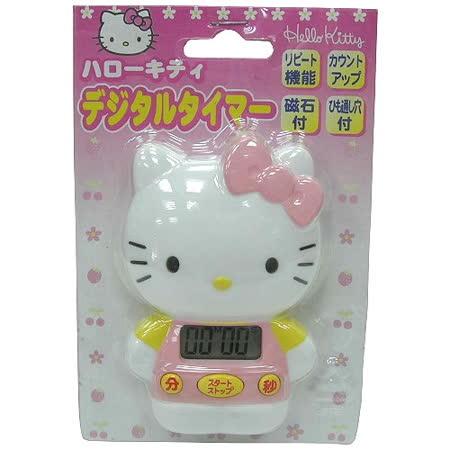 【波克貓哈日網】Hello kitty 凱蒂貓◇造型計時器◇《磁鐵式》