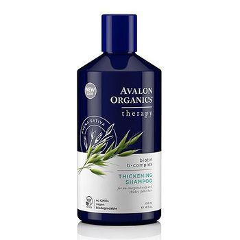 Avalon 湛藍系列 維生素B群洗髮精 414ml/14oz
