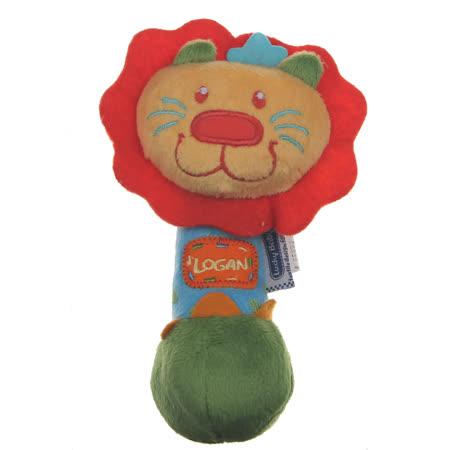 【私心大推】gohappy 購物網Lucky Baby 布偶搖鈴玩具-Logan(洛根)推薦高雄 漢 神 巨 蛋