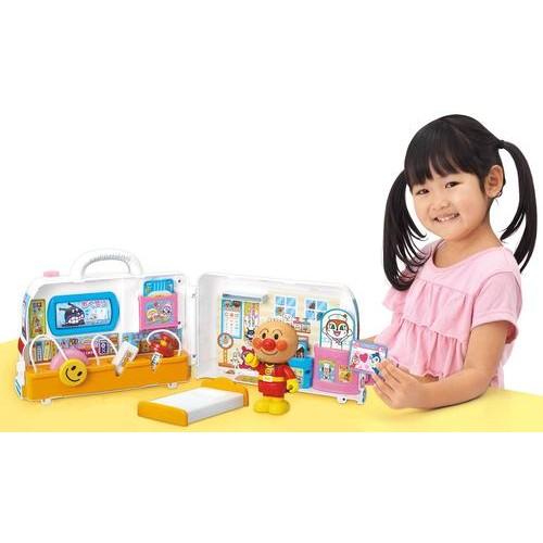《麵包超人》ANP 醫院玩具