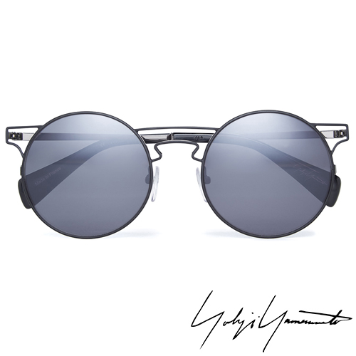 Yohji Yamamoto 山本耀司 前衛太陽眼鏡~黑~YY7006~002