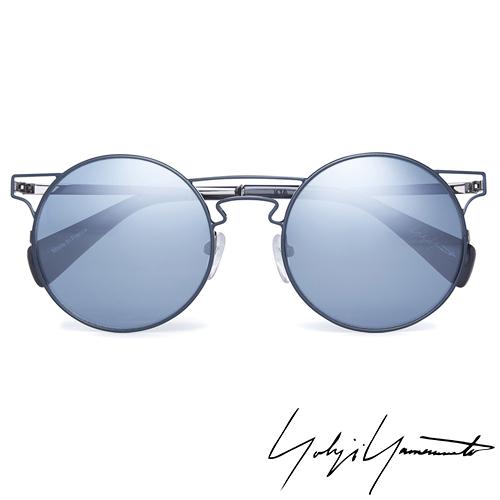 Yohji Yamamoto 山本耀司 前衛太陽眼鏡~藍~YY7006~639