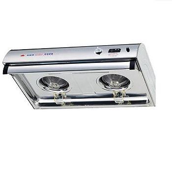 和家牌 電熱除油白鐵排油煙機VE-8880 (80cm)