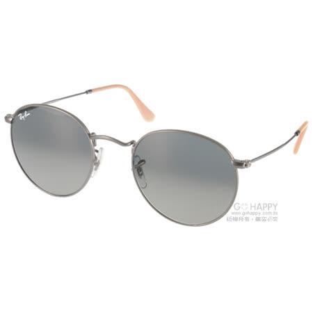 RayBan 太陽眼鏡 時尚型人必備款 (銀) #RB3447 02971 -50mm