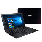 【ASUS華碩】X550VX-0083J6700HQ i7-6700HQ 4G記憶體 15.6吋FHD 1TB(7200轉) GTX950M 2G W10 (黑紅)--加贈4G記憶體