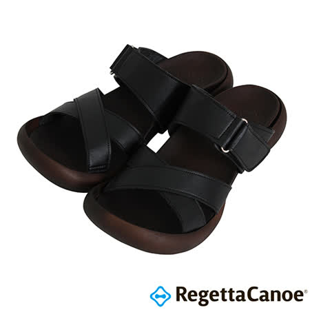 【好物推薦】gohappy線上購物RegettaCanoe _(男款)CJFD-5313優雅樂步休閒鞋-經典黑有效嗎24 小時 量販 店