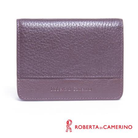 ROBERTA DI CAMERINO 皮帶腰包 - 咖啡色  040R-B0002