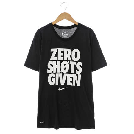 Nike(男)短袖上衣 黑844568010